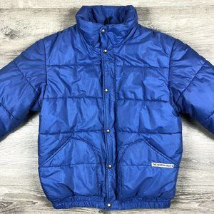 "Vintage ""Made in USA"" The North Face Puffer Jacket"